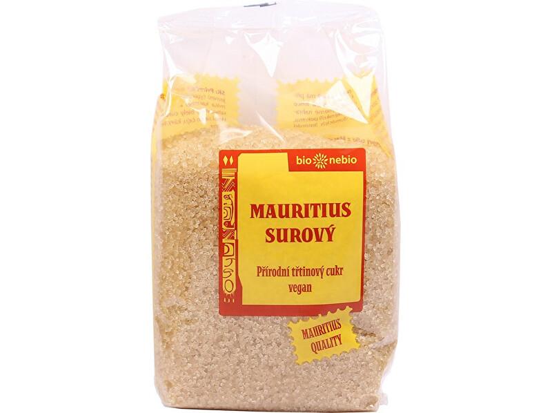 Surový přírodní třtinový cukr 500 g