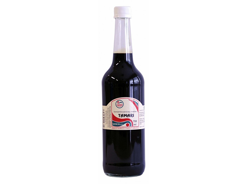 Tamari - sojová omáčka 700 ml