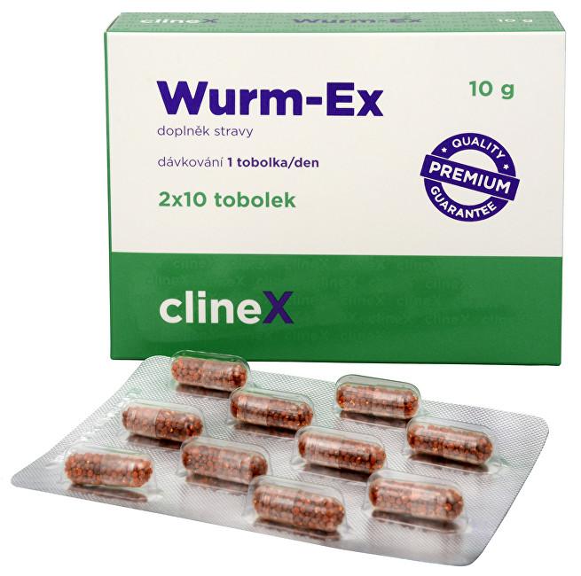 Zobrazit detail výrobku Clinex Wurm-Ex 20 tob.