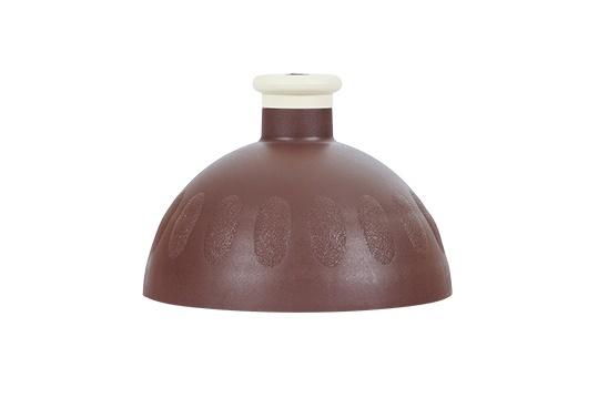 Zobrazit detail výrobku R&B Zdravá lahev víčko/zátka Víčko hnědé/zátka béžová
