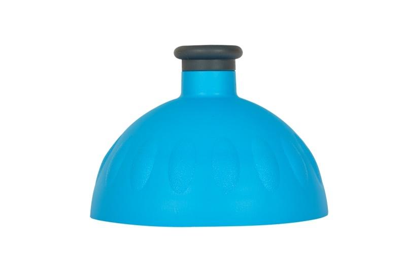Zobrazit detail výrobku R&B Zdravá lahev víčko/zátka Víčko modré/antracit/zátka antracit
