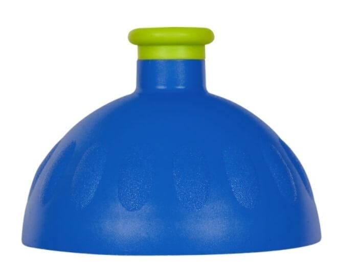 Zobrazit detail výrobku R&B Zdravá lahev víčko/zátka Víčko modré 2728/zátka zelená 368
