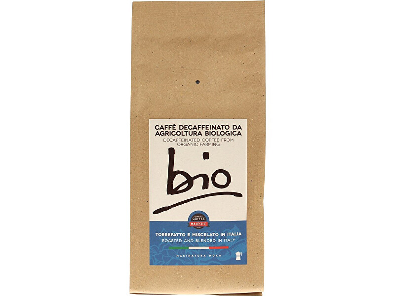 Zobrazit detail výrobku DICAF Bio Káva mletá bez kofeinu 250g