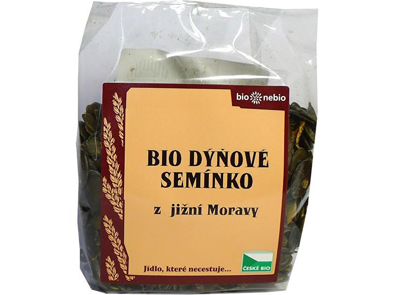 Zobrazit detail výrobku Bio nebio s. r. o. Bio dýňové semínko 200g