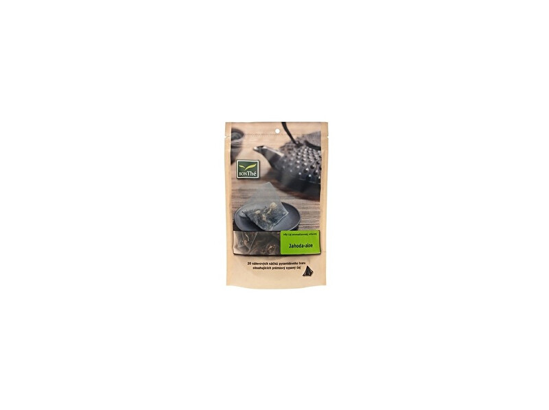 Zobrazit detail výrobku OXALIS Bonthé Jahoda-Aloe 45 g