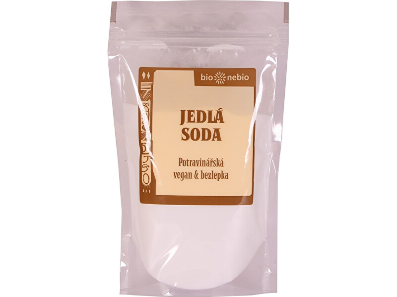 Zobrazit detail výrobku Bio nebio s. r. o. Jedlá soda 250g