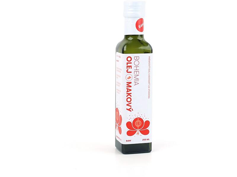 Zobrazit detail výrobku BohemiaOlej Makový olej 250ml