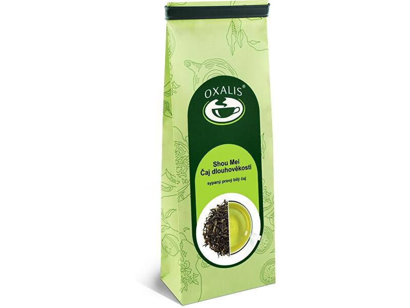 Zobrazit detail výrobku OXALIS Shou Mei 30 g Čaj dlouhověkosti