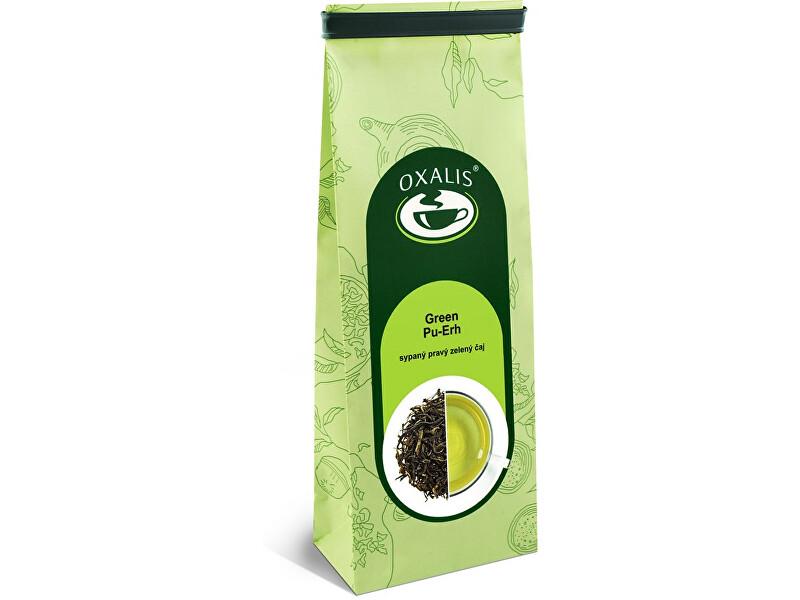 OXALIS Pu-Erh Green 40 g