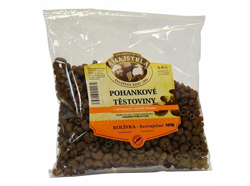 Zobrazit detail výrobku Šmajstrla Pohankové těstoviny kolínka 250 g