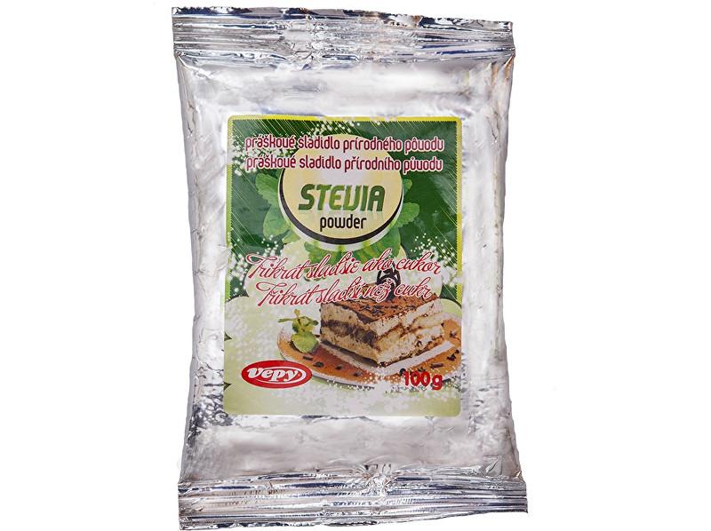 Stolní sladidlo v prášku na bázi steviol-glykosidů 100 g