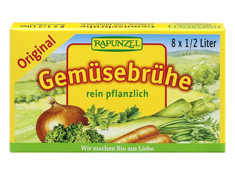 Zobrazit detail výrobku Rapunzel Bio Zeleninový vývar v kostce 8 ks