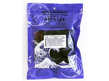 Zobrazit detail výrobku Sunfood Arame 50 g orig. bal.