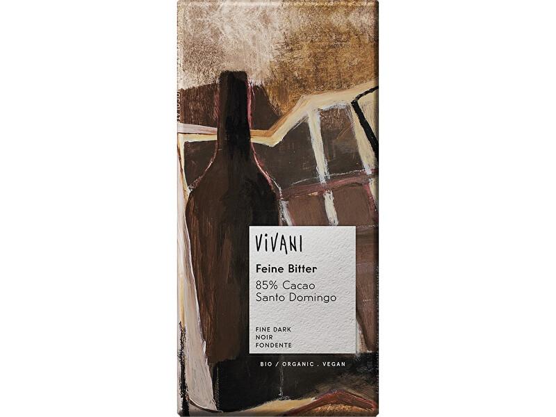 Zobrazit detail výrobku VIVANI Bio hořká čokoláda 85% 100 g