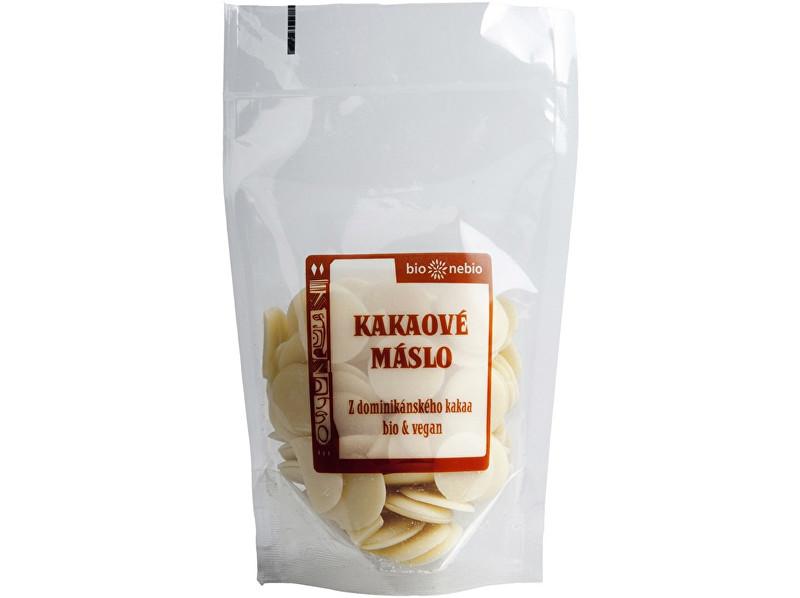Zobrazit detail výrobku Bio nebio s. r. o. Bio Kakaové máslo - pecičky 100 g