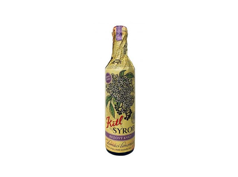 Kitl Kitl Syrob Bazový 500 ml - sirup na prípravu domácich limonád