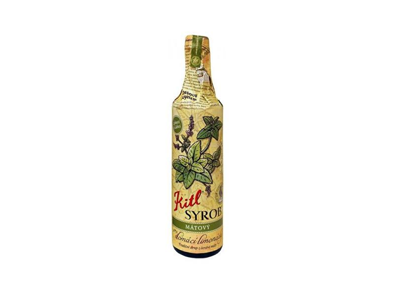 Zobrazit detail výrobku Kitl Kitl Syrob Mátový 500 ml - sirup pro přípravu domácích limonád