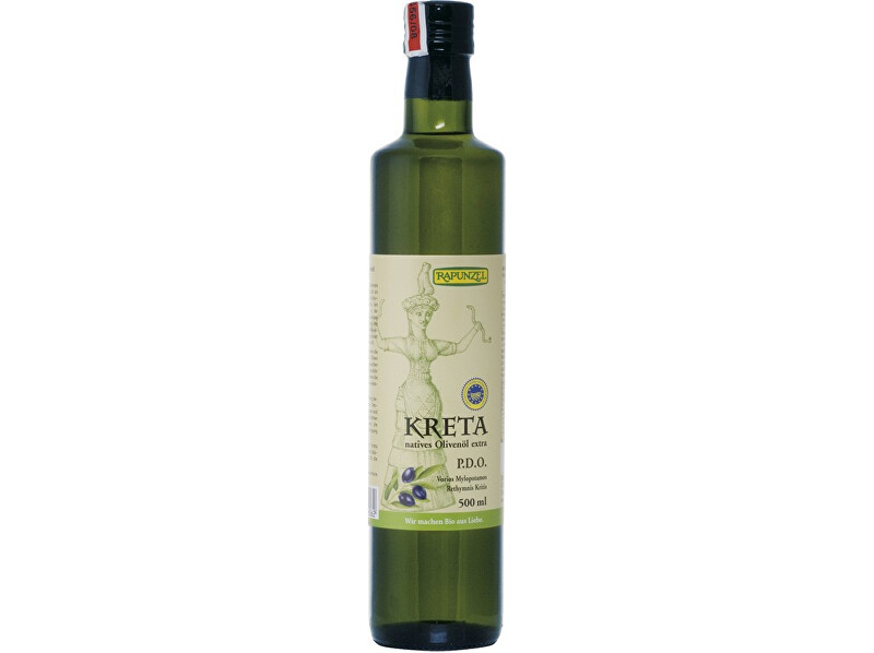 Zobrazit detail výrobku Rapunzel Bio Krétský EP olivový olej 500ml - SLEVA - KRÁTKÁ EXPIRACE 31.12.2021