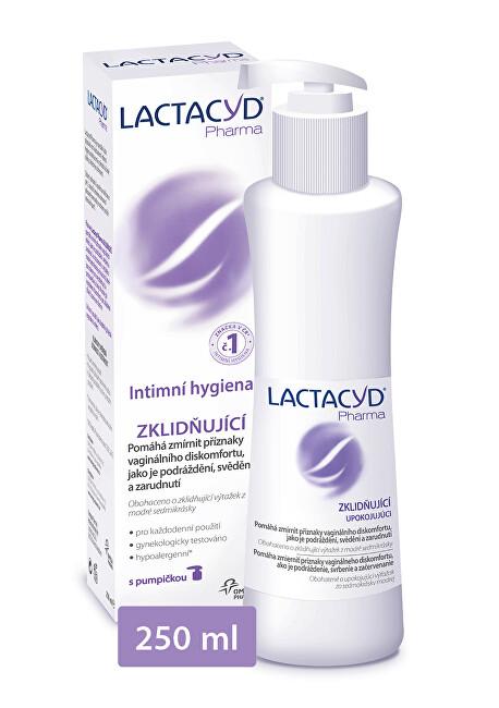 Zobrazit detail výrobku Omega Pharma Lactacyd Pharma Zklidňující 250 ml