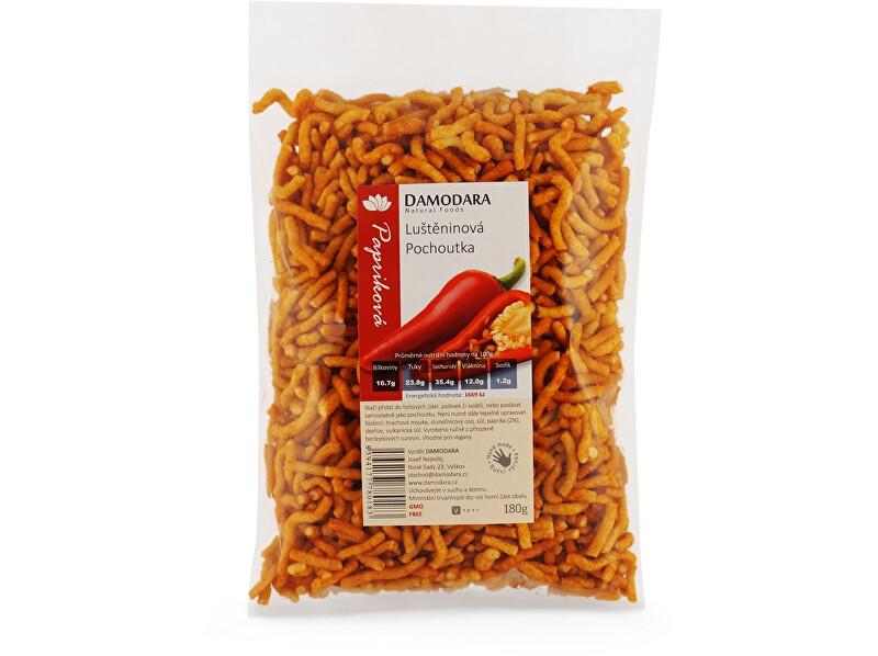 Zobrazit detail výrobku Damodara Luštěninová pochoutka papriková 180g