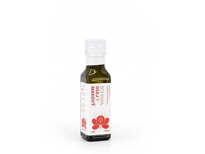 Zobrazit detail výrobku BohemiaOlej Makový olej 100ml