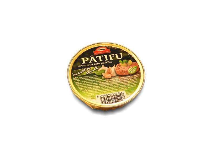 Zobrazit detail výrobku Veto Eco Patifu bazalka- česnek 100g