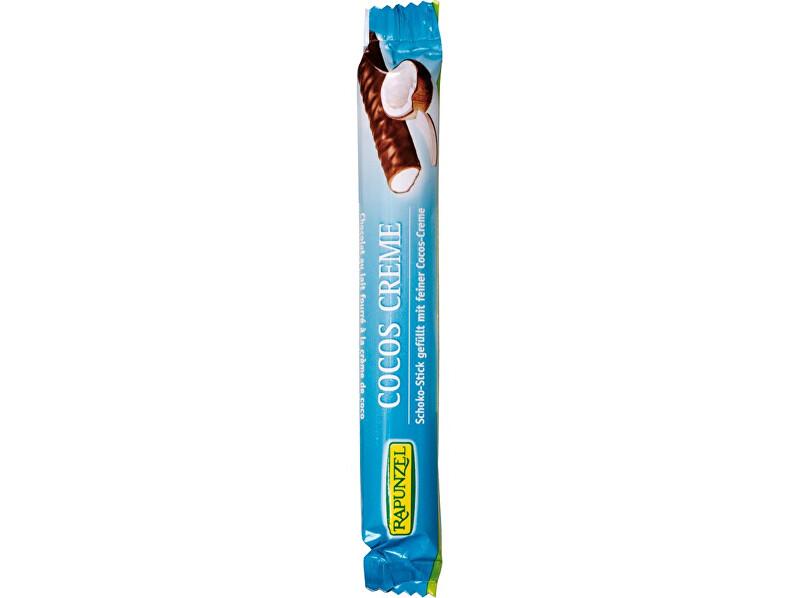 Zobrazit detail výrobku Rapunzel Bio čokoládová tyčinka kokosový krém 22g