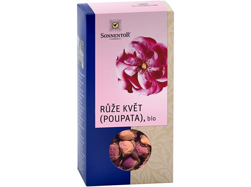 Zobrazit detail výrobku Sonnentor Bio Růže květ (poupata) syp. 30 g