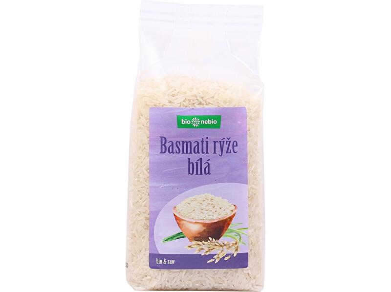 Zobrazit detail výrobku Bio nebio s. r. o. Bio Rýže Basmati bílá 500g