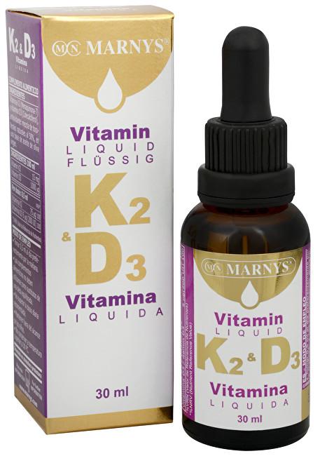Tekutý vitamín K2D3 30 ml