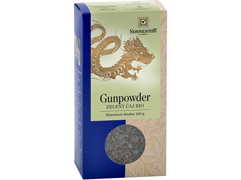 Zobrazit detail výrobku Sonnentor Bio Zelený čaj Gunpowder sypaný 100g