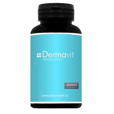 Zobrazit detail výrobku Advance nutraceutics Dermavit 60 kapslí