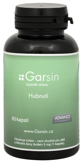Advance nutraceutics ADVANCE Garsin 60 kapslí