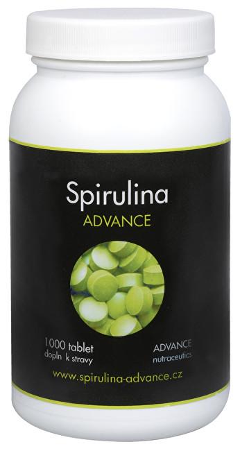 Zobrazit detail výrobku Advance nutraceutics BIO Spirulina 1000 tbl.