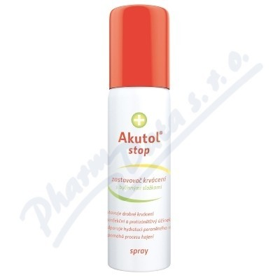 AVEFLOR AKUTOL STOP spray 60 ml