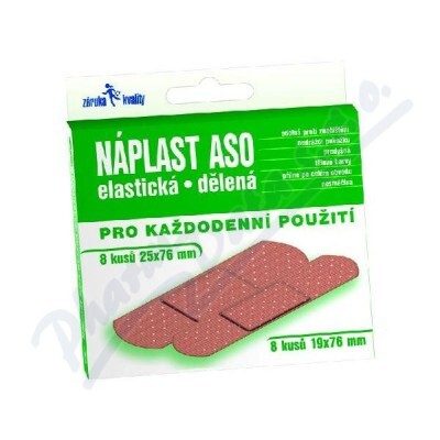 ASO PHILIPPINES INC. Náplast ASO elastická MIX 16ks