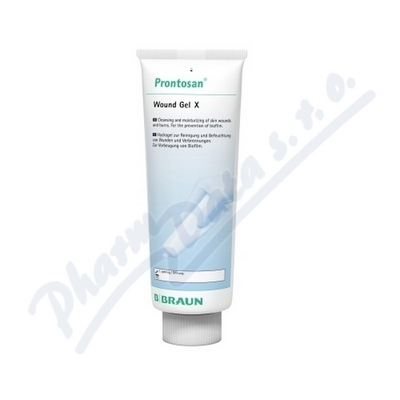 B.BRAUN MEDICAL Prontosan Wound gél X Tube 250g 400508