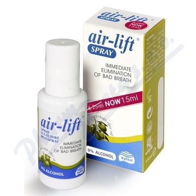 Air-Lift svěží dech spray 15ml