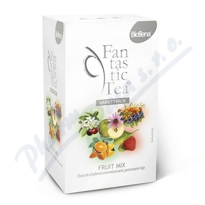 Čaj Fantastic Tea Fruit Mix n.s.20x2.5g