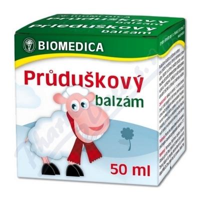 Zobrazit detail výrobku Biomedica Průduškový balzám 50ml