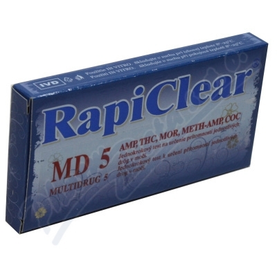 CLEARSKIN-II RapiClear MD 5 (multidrog)