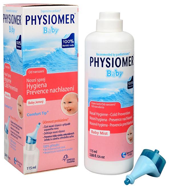 Zobrazit detail výrobku Physiomer Baby nosní sprej 115 ml