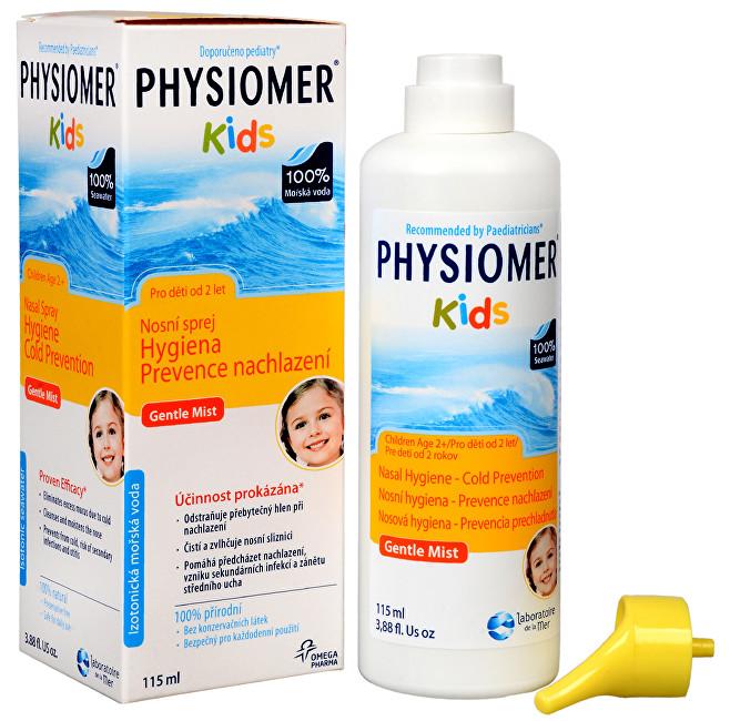 Zobrazit detail výrobku Omega Pharma Physiomer Kids 115 ml
