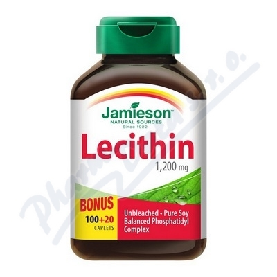 JAMIESON LABORATORIES JAMIESON Lecitin 1200 mg cps.120