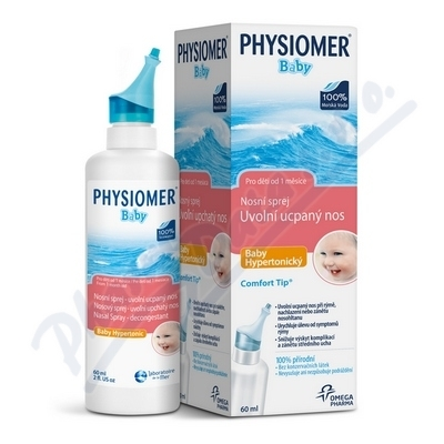 Omega Pharma Physiomer Baby hypertonic 60ml