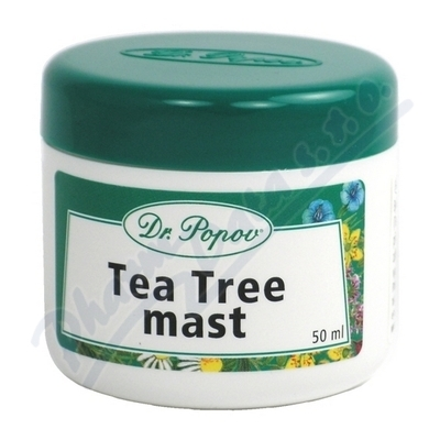 MEKKA Dr.Popov Tea Tree mast 50ml