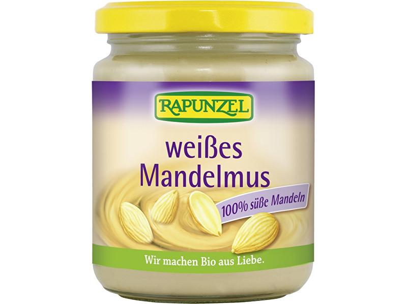 Zobrazit detail výrobku Rapunzel Bio 100%-ní pasta z nepražených mandlí 250 g