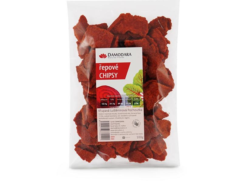 Zobrazit detail výrobku Damodara Řepové chipsy 100 g