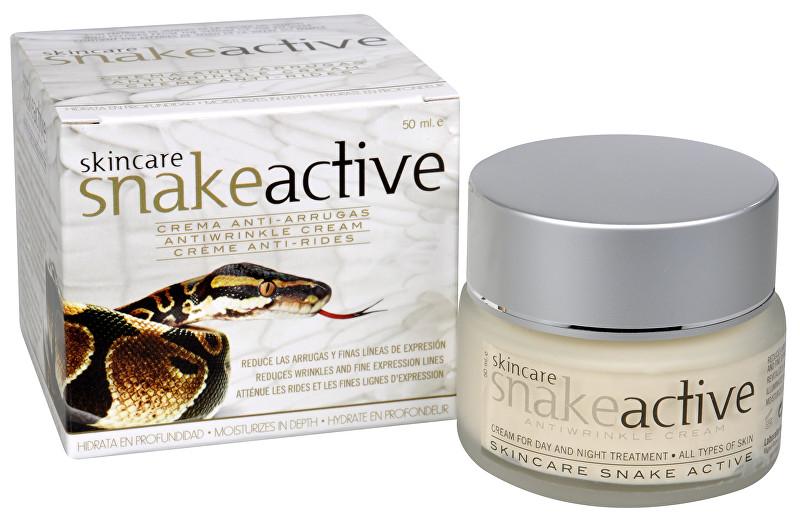 Zobrazit detail výrobku Diet Esthetic SnakeActive denní i noční protivráskový krém pro všechny typy pleti (Antiwrinkle Cream) 50 ml