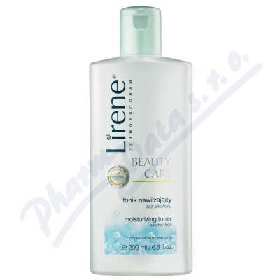 DR.IRENA ERIS SA Lirene Beauty Care hydrat. tonikum bez alk. 200ml